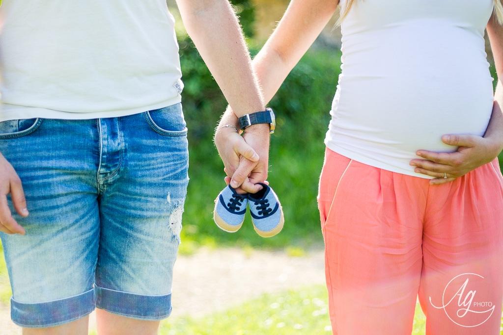 séance photo grossesse 7éme mois
