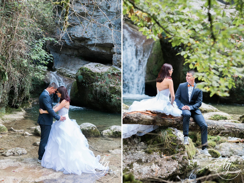 photographe saint marcellin mariage