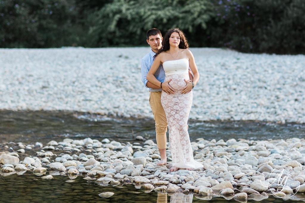 photo pour une première grossesse