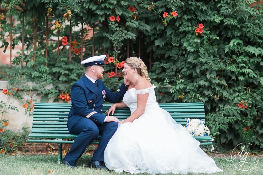 uniforme marié